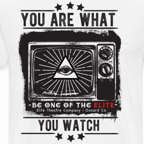 Secret Society - Men's Premium T-Shirt