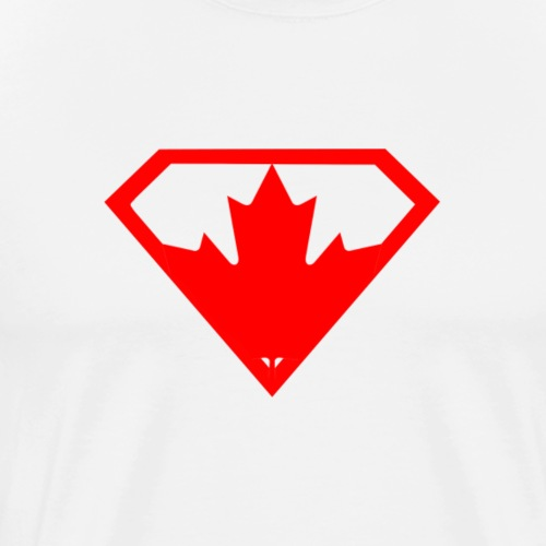 Canadian Crusader - Men's Premium T-Shirt