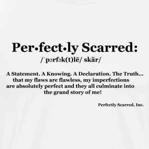 Perfectly Defined - Men's Premium T-Shirt