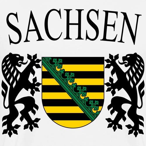 Sachsen Design - Men's Premium T-Shirt