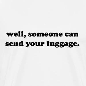 luggage - Men's Premium T-Shirt