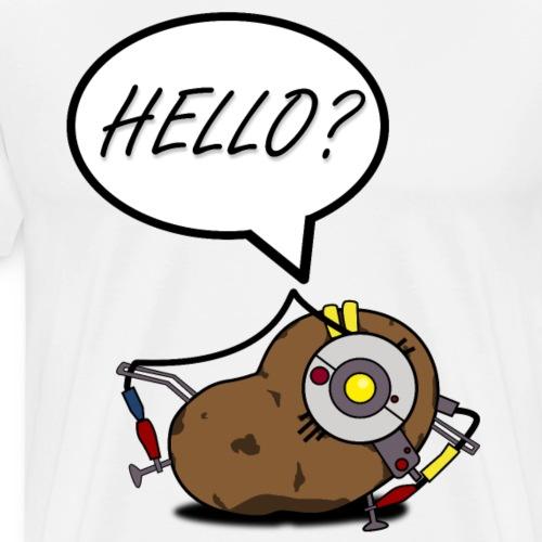 Portal Potato - Men's Premium T-Shirt
