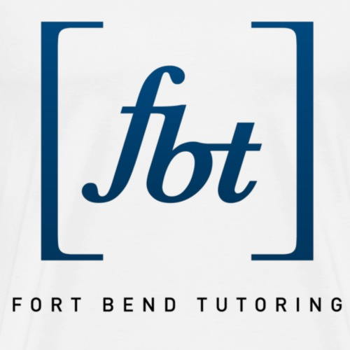 Fort Bend Tutoring Logo [fbt] - Men's Premium T-Shirt