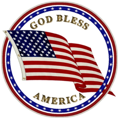 God Bless America - Men's Premium T-Shirt