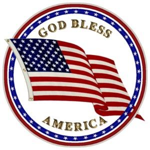 God Bless America - Men's Premium T-Shirt
