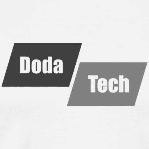 DodaTech Logo - Men's Premium T-Shirt