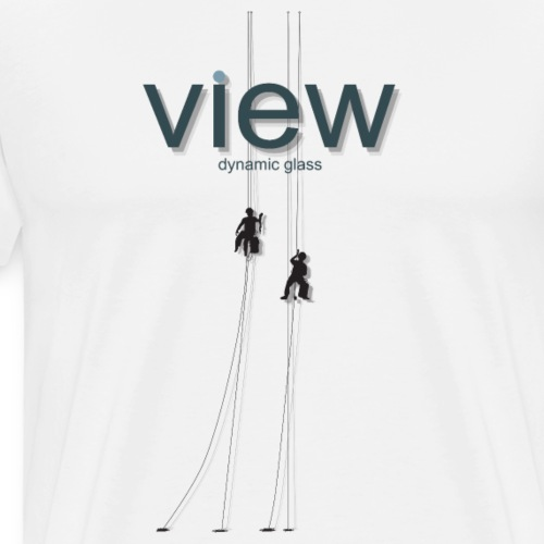 View Window Washer Design - Men's Premium T-Shirt