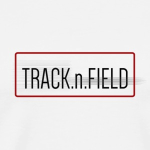 Track-Field Logo - Men's Premium T-Shirt