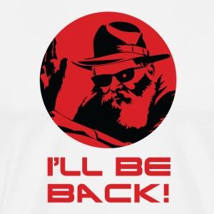 The Rabbinator - Men's Premium T-Shirt