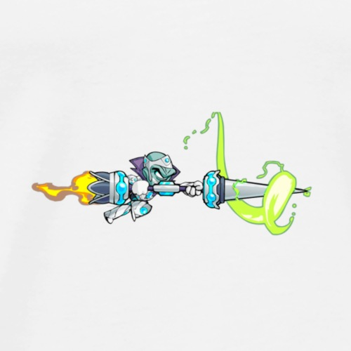 Supreme Ruler Vraxx Flair by Titaniatic - Men's Premium T-Shirt