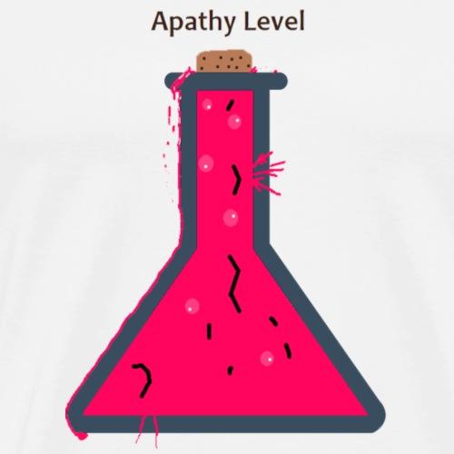 Apathy Leve - Men's Premium T-Shirt