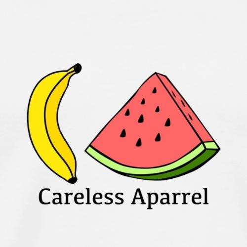 CA careless fruit - Men's Premium T-Shirt