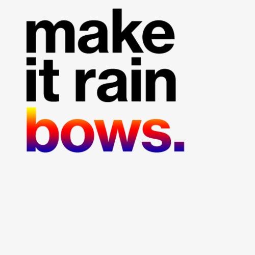 Make It Rain(bows) - Men's Premium T-Shirt