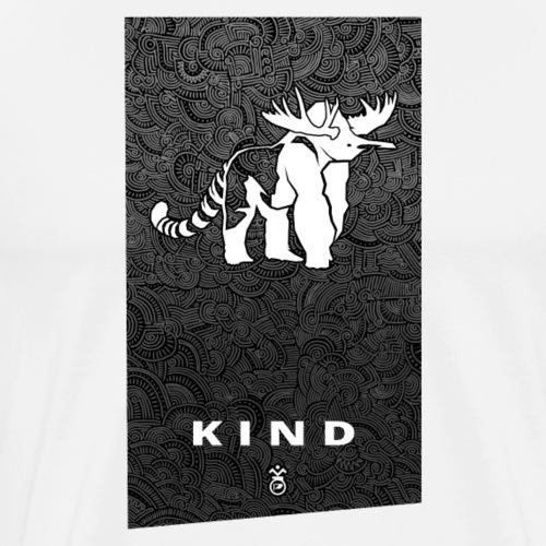 Banner KIND - Men's Premium T-Shirt
