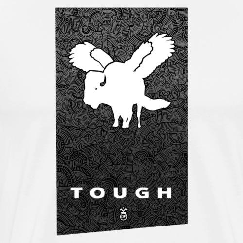 Banner TOUGH - Men's Premium T-Shirt