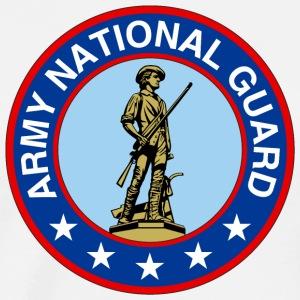 Army National Guard - Men's Premium T-Shirt