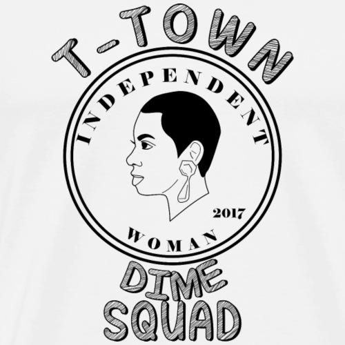 Dime_Squad_1 - Men's Premium T-Shirt