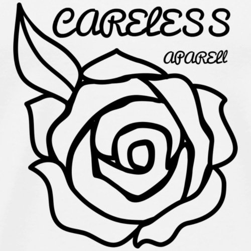 Careless Rose By: Spencer Patrick mack - Men's Premium T-Shirt
