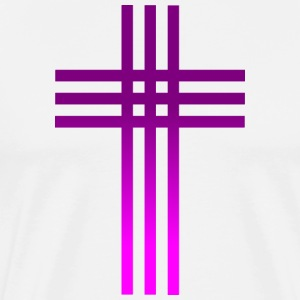 Catholic Cross - Men's Premium T-Shirt