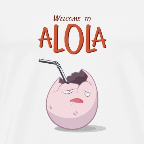 Welcome to A-LoL-A! - Men's Premium T-Shirt