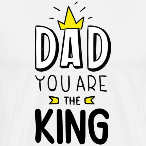 Fathers Day Gift Idea - Men's Premium T-Shirt