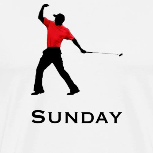 Sunday Red - Men's Premium T-Shirt