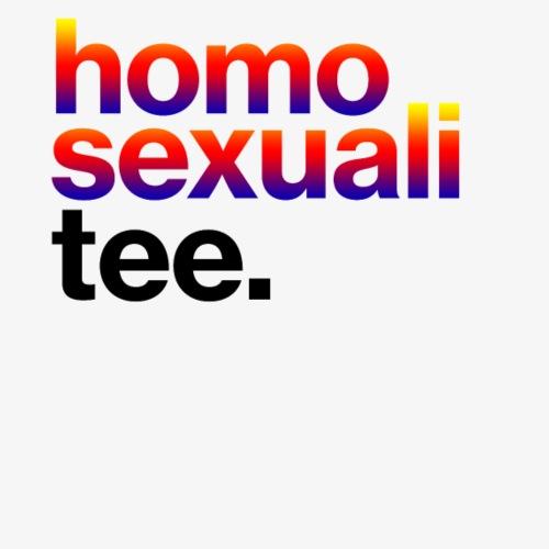 Homosexuali Tee - Men's Premium T-Shirt