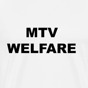 MTV Welfare - Men's Premium T-Shirt
