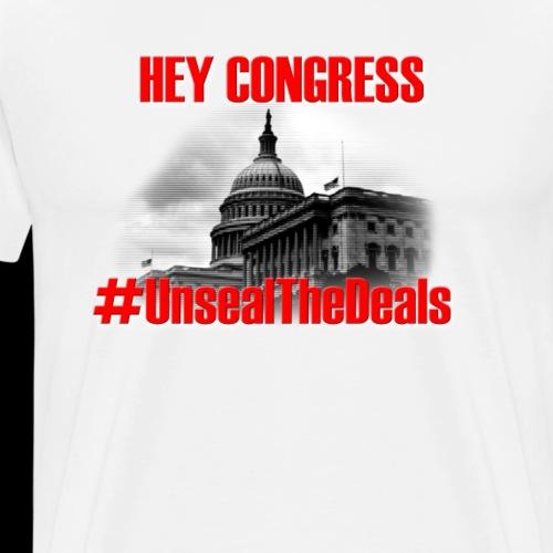 #UnsealTheDeals - Men's Premium T-Shirt
