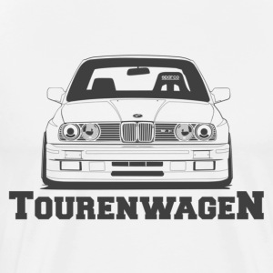 BMW E30 M3 - Men's Premium T-Shirt
