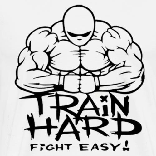 train - Men's Premium T-Shirt