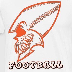 Football T-Shirt - Men's Premium T-Shirt