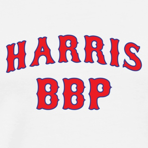 Harris Baseball - Men's Premium T-Shirt