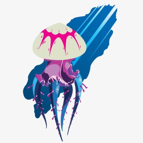 Jelly Fish - Men's Premium T-Shirt