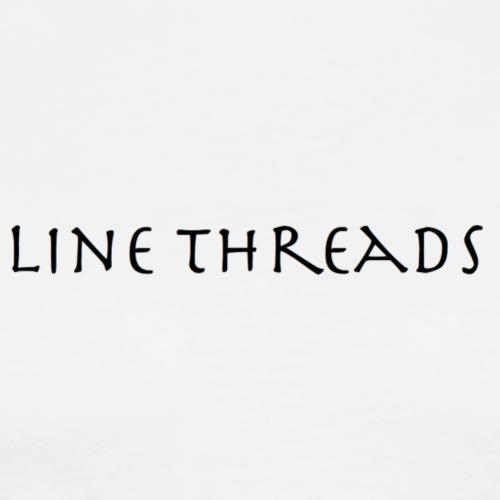 Line Threads Original - Men's Premium T-Shirt
