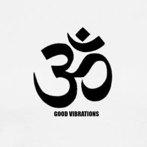 GOOD VIBRATIONS - Men's Premium T-Shirt