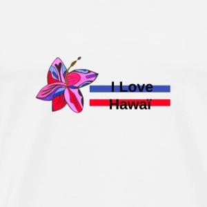 Exotic flower - Men's Premium T-Shirt