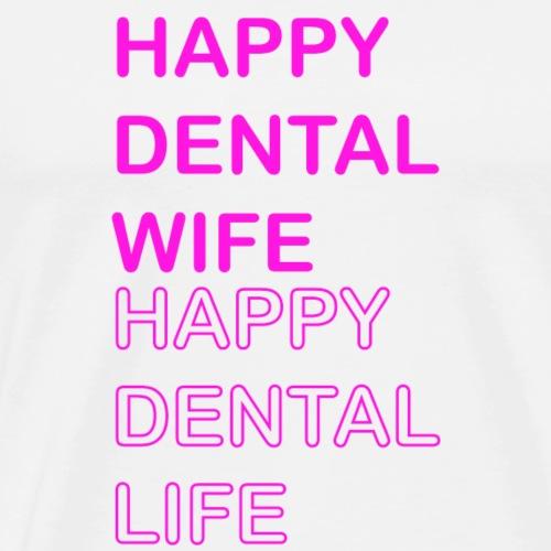 Happy Dental Life - Men's Premium T-Shirt
