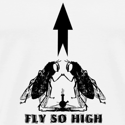 Fly So High - Men's Premium T-Shirt