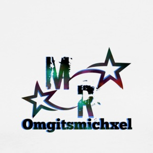 Omgitsmichxel Official Merch - Men's Premium T-Shirt