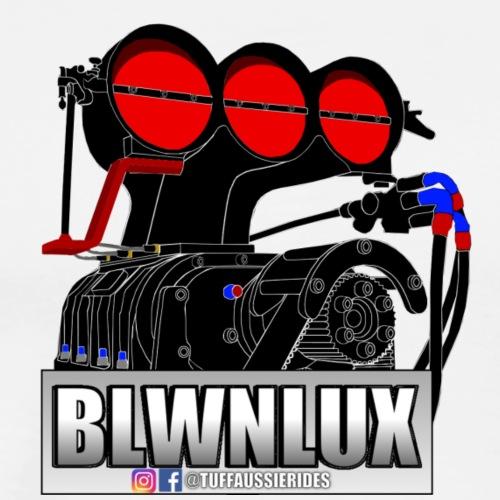 BLWNLUX (Engine) - Men's Premium T-Shirt