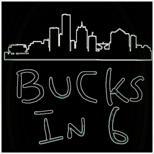 Bucks In 6 - Men's Premium T-Shirt
