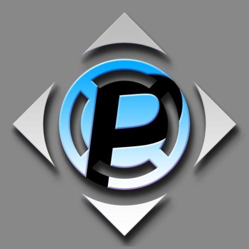 Purrfect Accuracy Logo [Fubuki990] - Men's Premium T-Shirt