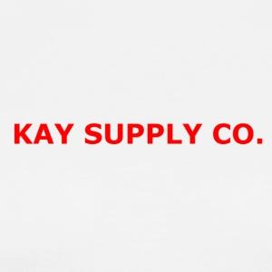 Kay supply Co. Red - Men's Premium T-Shirt