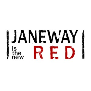 Janeway is the new RED - Men's Premium T-Shirt