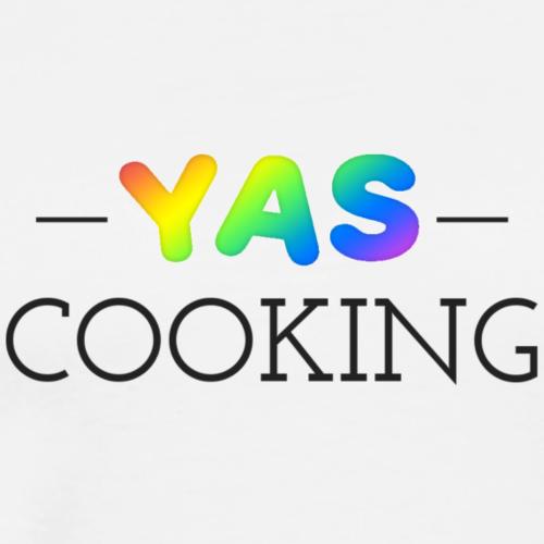 YAS Cooking - Men's Premium T-Shirt