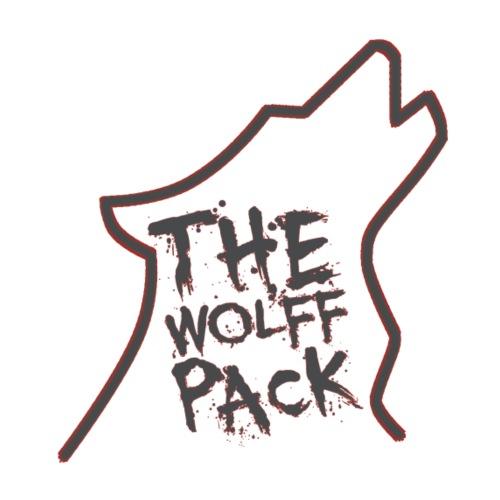 Wolff Pack Red - Men's Premium T-Shirt
