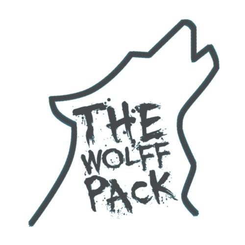 Wolff Pack Medium Blue - Men's Premium T-Shirt