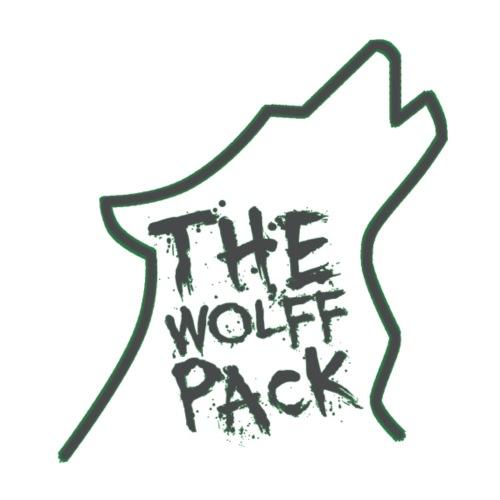 Wolff Pack Green - Men's Premium T-Shirt