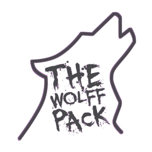 Wolff Pack Purple - Men's Premium T-Shirt